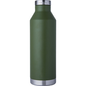 MIZU V8 Botella con aislamiento con Tapa Acero Inoxidable 800ml, enduro army